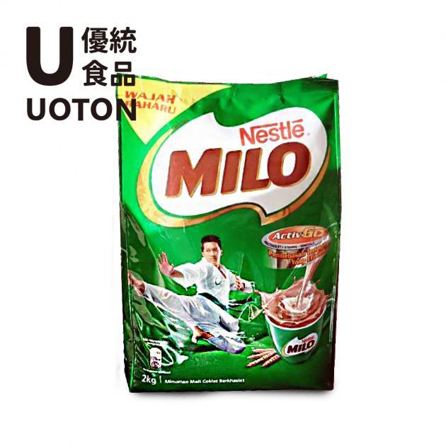 【雀巢】美祿可可粉 2公斤/包 1