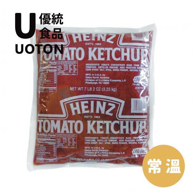 [優統食品]HEINZ亨氏軟袋茄醬 - 3.23kg/包 1