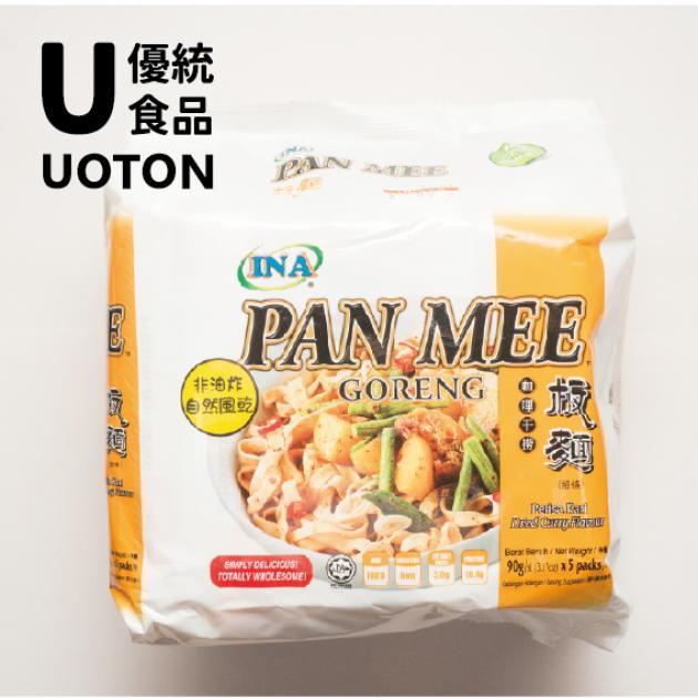 INA PAN MEE 板麵 3