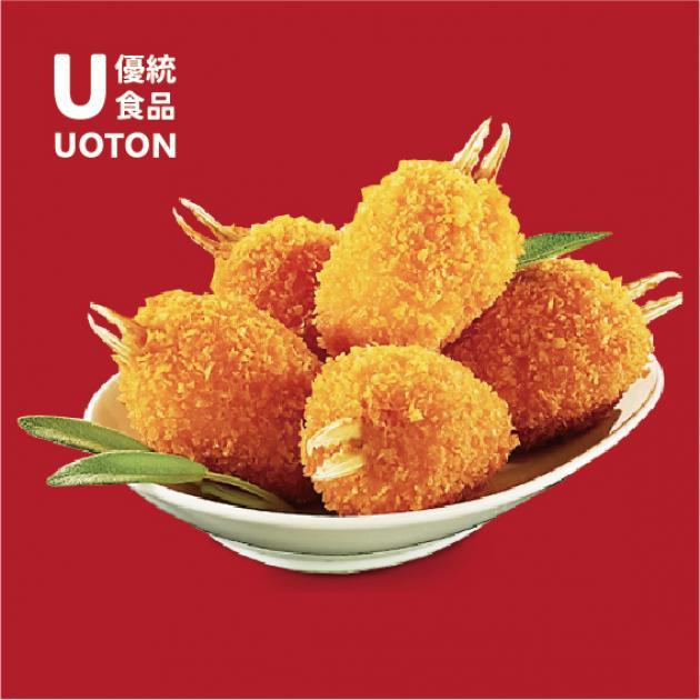 【2019年菜系列】黃金炸蟹鉗 350g/盒 1